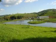 Dependendo da atividade que o produtor deseja praticar, torna-se necessário a construção de uma barragem.