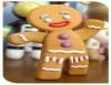 Gingerbread, bonecos deliciosos