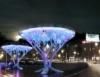 Pesquisadores criam árvores artificiais que purificam o ar