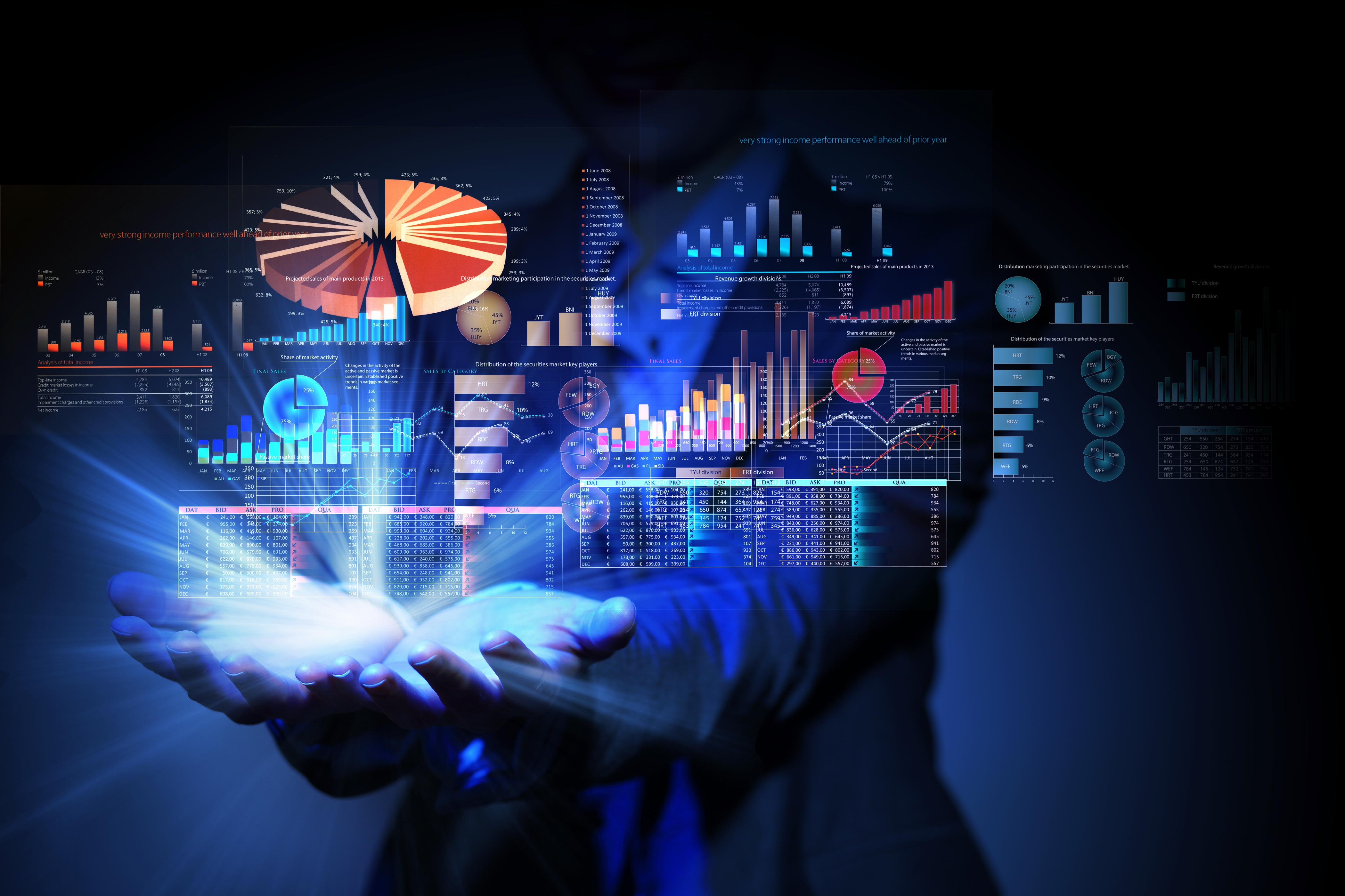 Serviço, indústria e comércio atingem maior nível de rentabilidade   Gestão Empresarial Cursos CPT