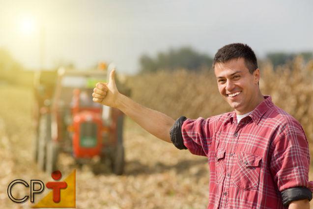Como aumentar sua produção agrícola? Com a MECANIZAÇÃO!   Artigos Cursos CPT