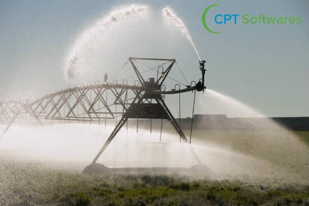 Quais os métodos de irrigação mais comuns?