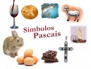 Os símbolos de páscoa foram trazidos de antigos rituais pagãos que eram relacionados com a ressurreição.
