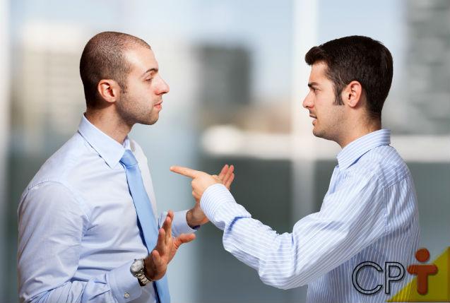Você sabe lidar com conflitos?   Artigos Cursos CPT