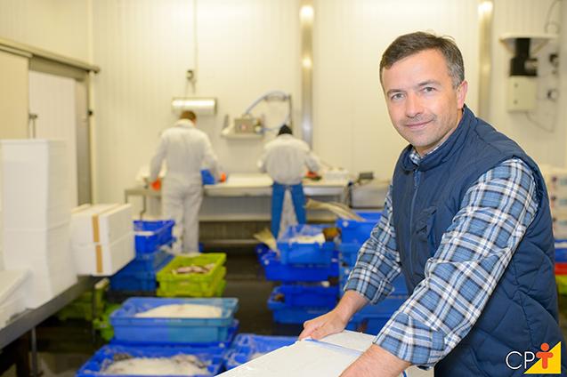 Produção de Peixes