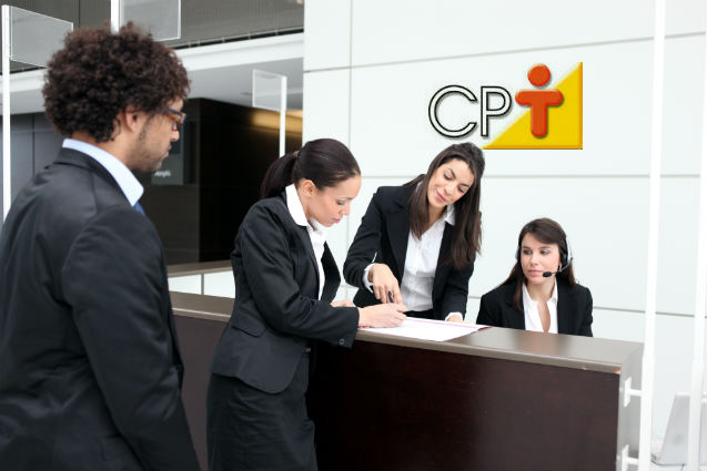 Recepcionista: a comunicação pode facilitar ou dificultar suas relações   Notícias Cursos CPT