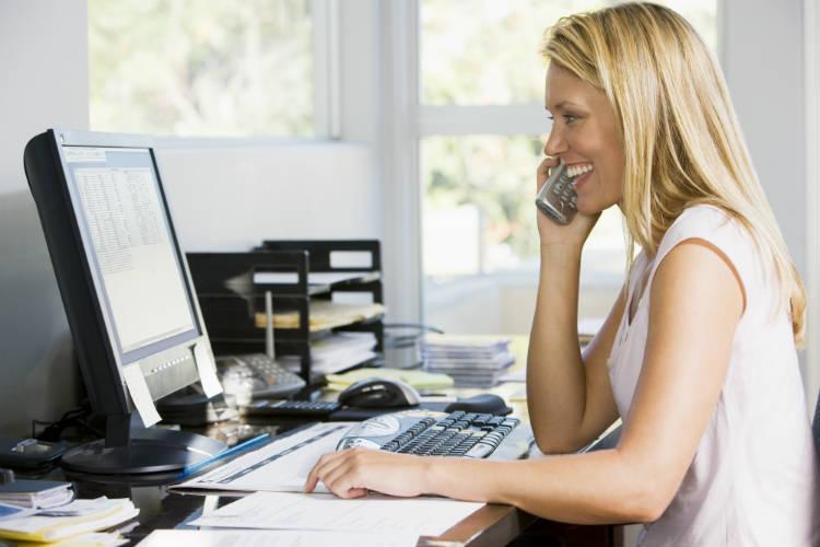 Como se tornar produtivo no home office