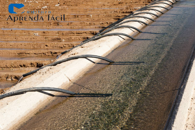 Como construir uma pequena barragem de terra