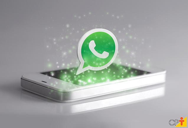 O WhatsApp CPT mudou!
