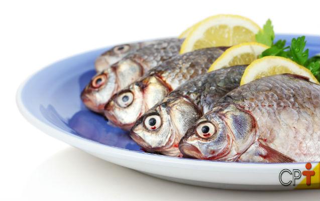 Onde encontrar o fígado nos peixes, você sabe?   Artigos Cursos CPT