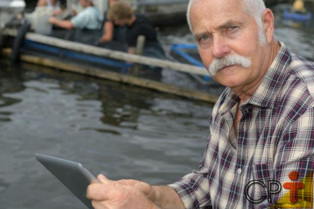 Especialista: a temperatura da água é muito importante no cultivo de peixes   Artigos Cursos CPT