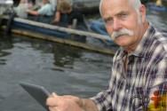 Especialista: a temperatura da água é muito importante no cultivo de peixes