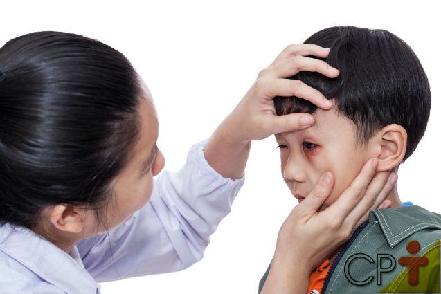 Meu filho feriu os olhos. E agora? O que devo fazer?   Artigos Cursos CPT