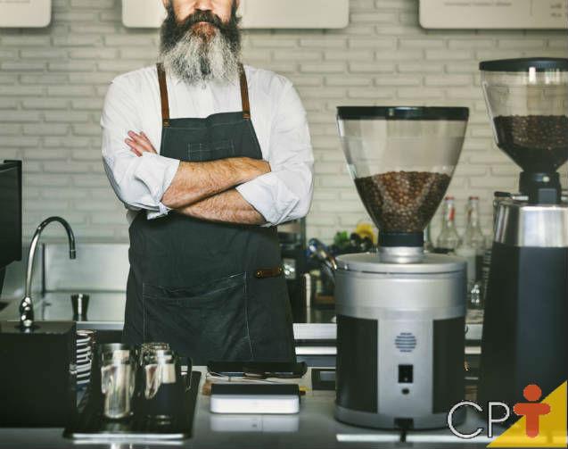 Experiência de criar o próprio café atrai clientes em cafeteria CPT