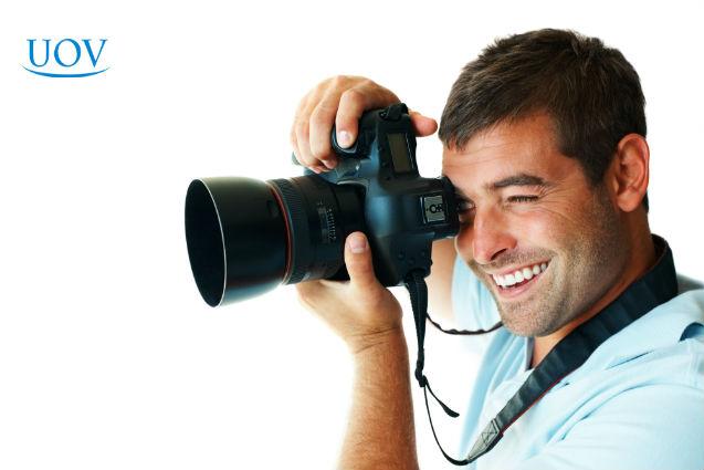 Principais funções da câmera fotográfica