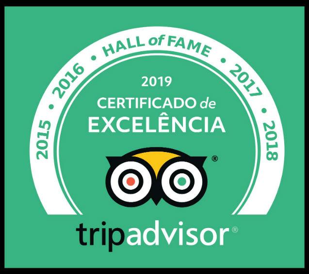 Por que o Alfa Hotel está no Hall da Fama Trip Advisor? Porque é EXCELENTE!   Notícias Alfa Hotel