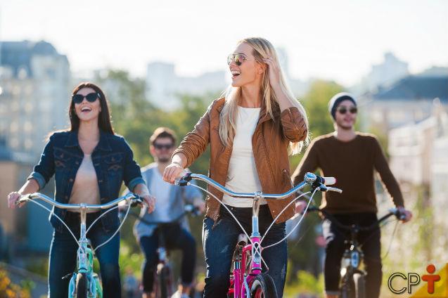 Curiosidade: quem inventou a bicicleta, você sabe?   Artigos Cursos CPT