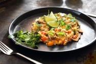 Comidas para o inverno: Risotto de Frango com Legumes