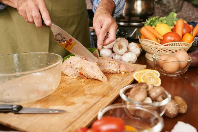Se eu fosse você, marinava as carnes antes de prepará-las!   Artigos Cursos CPT