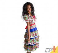 Dicas simples para fazer vestido de Festa Junina