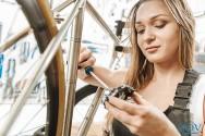 Como realizar a manutenção básica em bicicletas