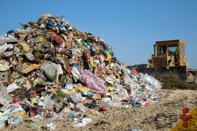 Como é o dia a dia de um aterro sanitário (lixão), você sabe?   Artigos Cursos CPT