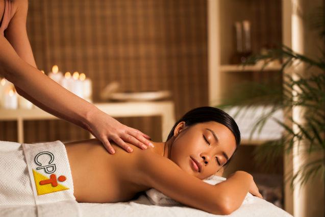Dica de sucesso para uma ótima massagem? A maca!   Dicas Cursos CPT