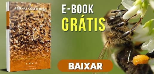 E-Book Tudo sobre abelhas com ferrão (Apis mellifera)