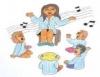 Importância da música na educação na primeira infância