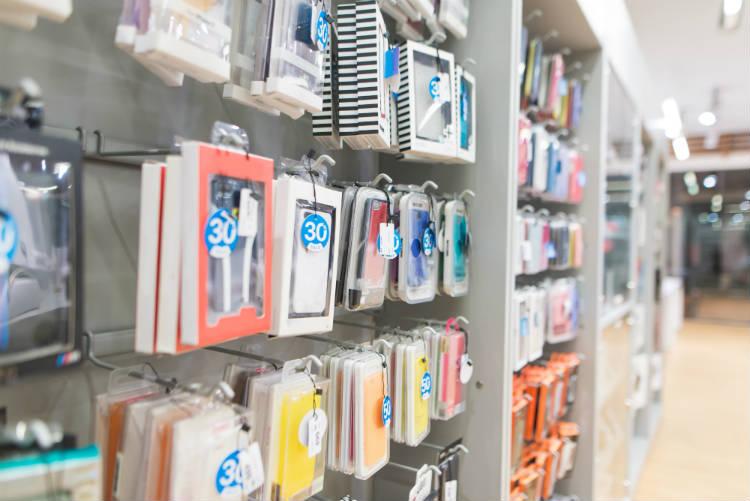Ganhe dinheiro com loja de acessórios para smartphones