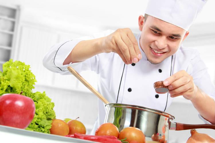 Escola de gastronomia: investimento de futuro