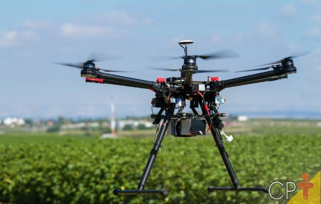 Drones na agricultura e na pecuária: funcionalidades