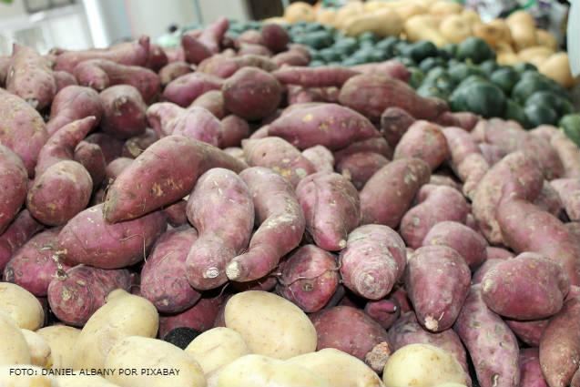 Top 5 benefícios da batata-doce para a saúde