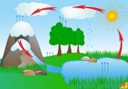 Como funciona o ciclo hidrológico?