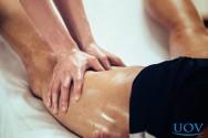 Benefícios da massagem desportiva pré e pós-competição