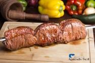 Churrasco de picanha: dicas para uma carne saborosa e suculenta