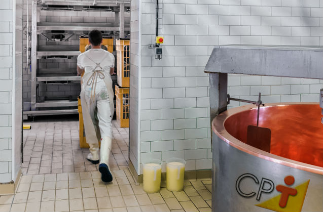 Vai construir uma queijaria? Atenção especial à Barreira Sanitária!   Artigos Cursos CPT