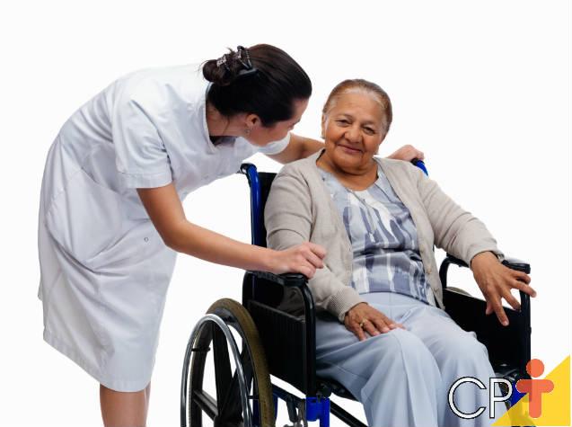 Dicas importantes de banho em idosos