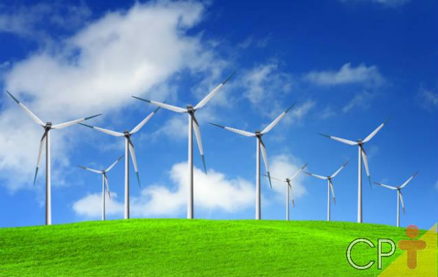 Vantagens da energia eólica (energia dos ventos)