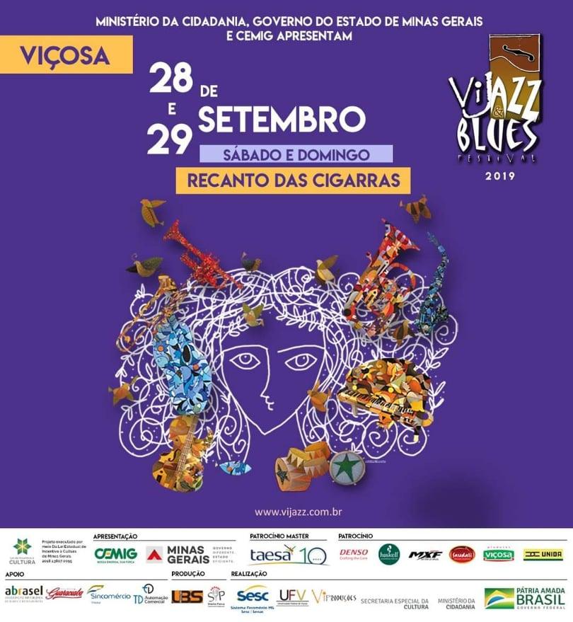 Alfa Hotel: sua melhor opção para sua estadia durante o ViJazz & Blues Festival