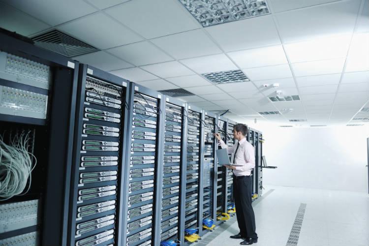 Você sabe o que é data center?