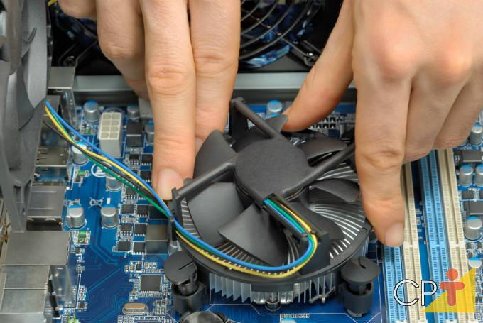 Escolha dos componentes para montagem de desktop