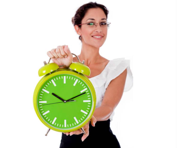Como gerenciar bem o tempo no trabalho