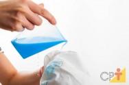 Como tirar manchas de caneta e óleo de tecidos