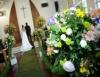 Arranjos de flores no casamento é um dos destaques da festa