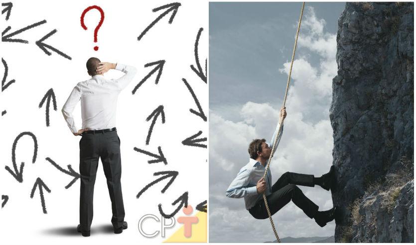 Pessoa proativa x pessoa reativa: quem sai ganhando?   Artigos Cursos CPT