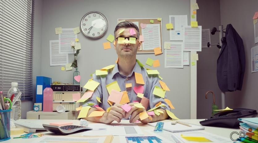 Ser multitarefa não te faz comandante, sim um severino   Artigos Cursos CPT