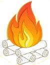 Primeira fase da combustão do fogo   Artigos Cursos CPT