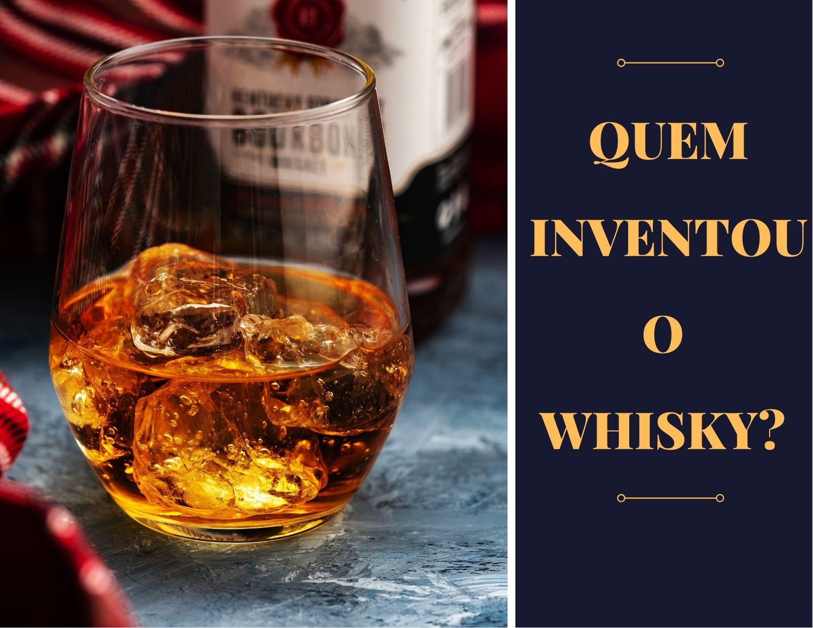 Responda se souber: quem inventou o Whisky?   Artigos Cursos CPT
