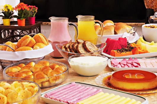 A importância do café da manhã